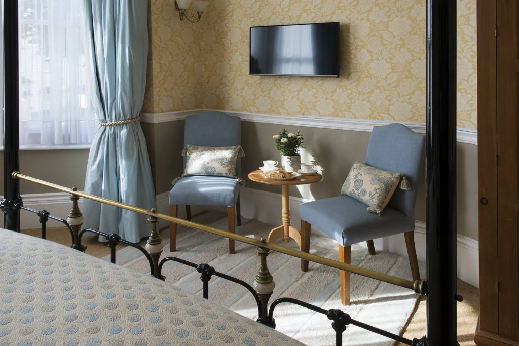 Yorke Lodge Bed and Breakfast Canterbury Kent bedroom