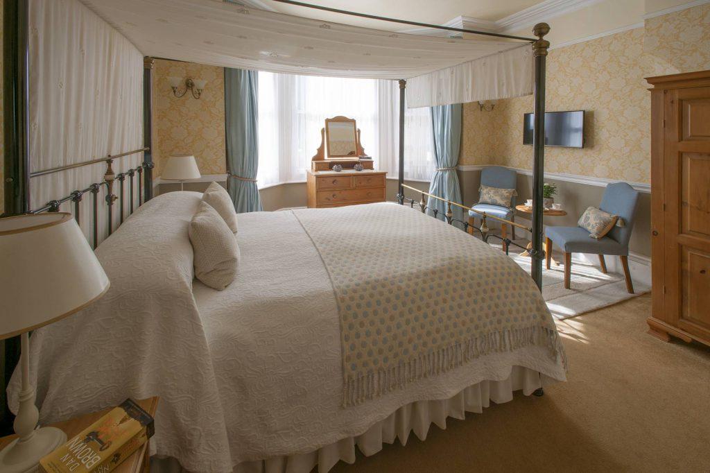 Yorke Lodge B&B Canterbury Kent double bedroom
