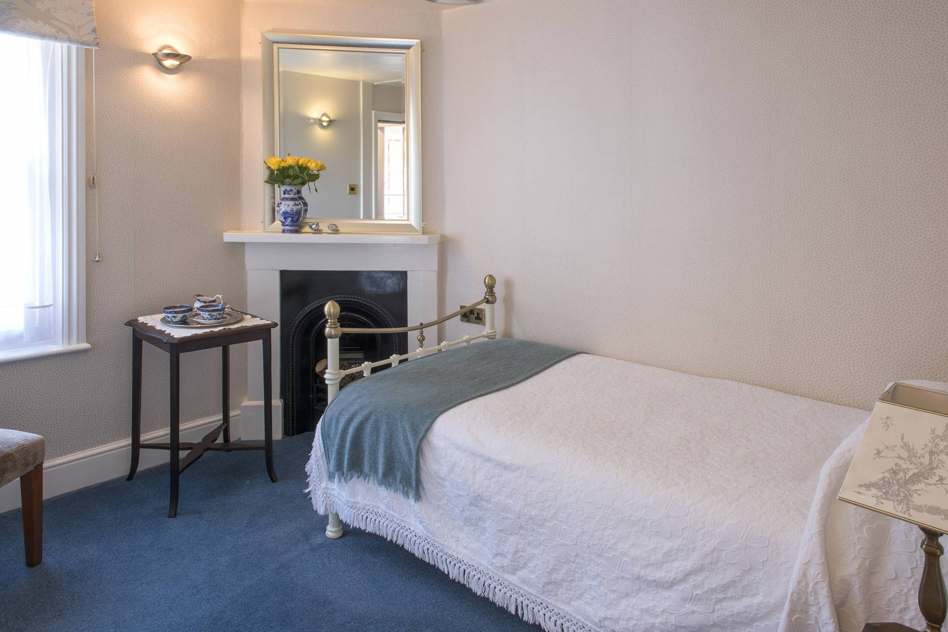 Yorke Lodge Bed and Breakfast Canterbury Kent single bedroom 0010
