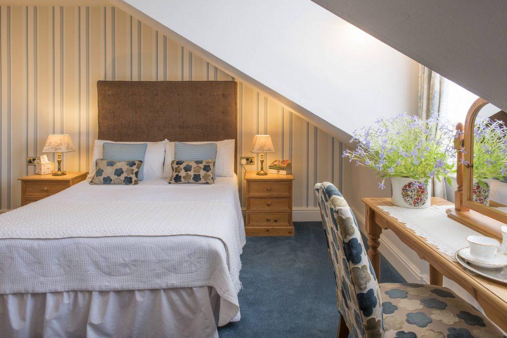 Yorke Lodge B&B Canterbury Kent bedroom